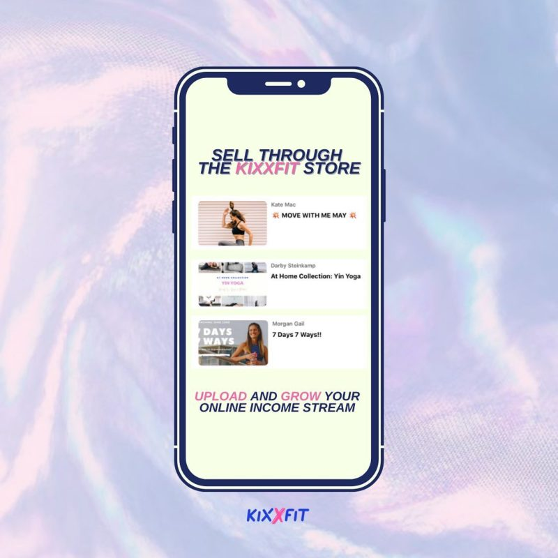 Plataforma Kixxfit