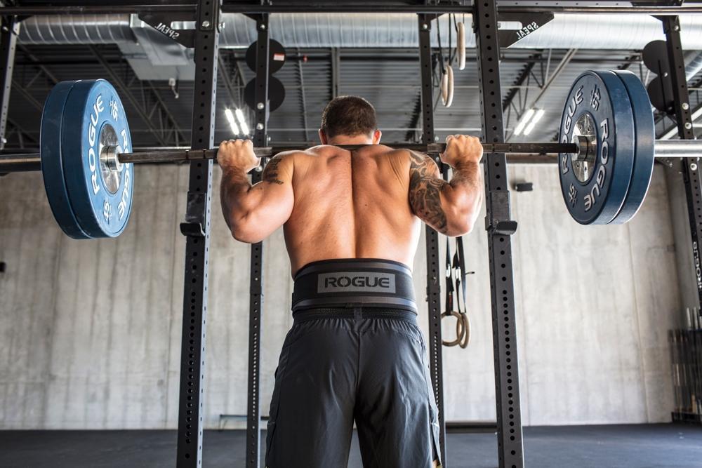 Cinturones de levantamiento de pesas