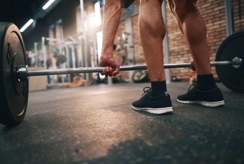 Zapatos de levantamiento de pesas