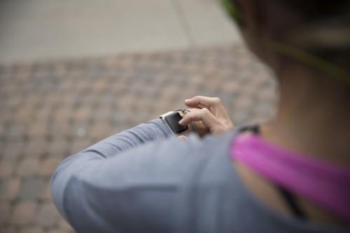 Reloj inteligente para caminar